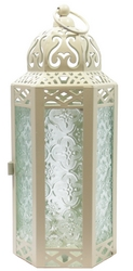 Cream Wedding Candle Lanterns