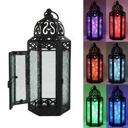 Decorative Color Changing Candle Lanterns